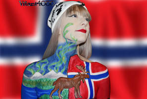 Happy Norway day! by Vitani4000