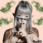 Shh, don't tell anyone I'm an elf by Vitani4000