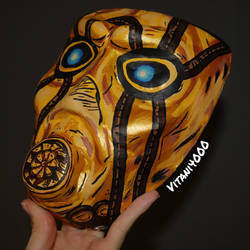 Borderlands Psycho Mask - The handsome collection by Vitani4000