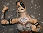 Viking Warrior - Body Paint