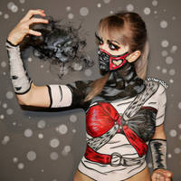 Assassin OC - Body Paint by Vitani4000