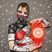 Assassin OC - Body Paint 2 by Vitani4000