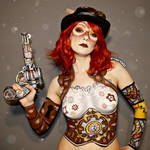 Steampunk - Body paint