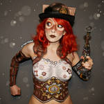 Steampunk 4 - Body paint