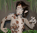 Troll 2 - Body paint