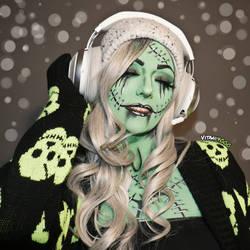 Frankenstein Monster - Cosplay/Bodypaint