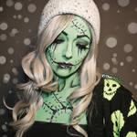 Frankenstein Monster - Cospaint/Bodypaint by Vitani4000