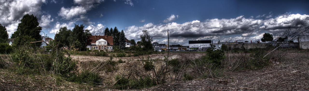HDR Panorama by ldobelieveinfairies