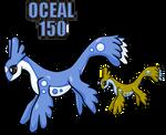 Fakemon 150 - Oceal