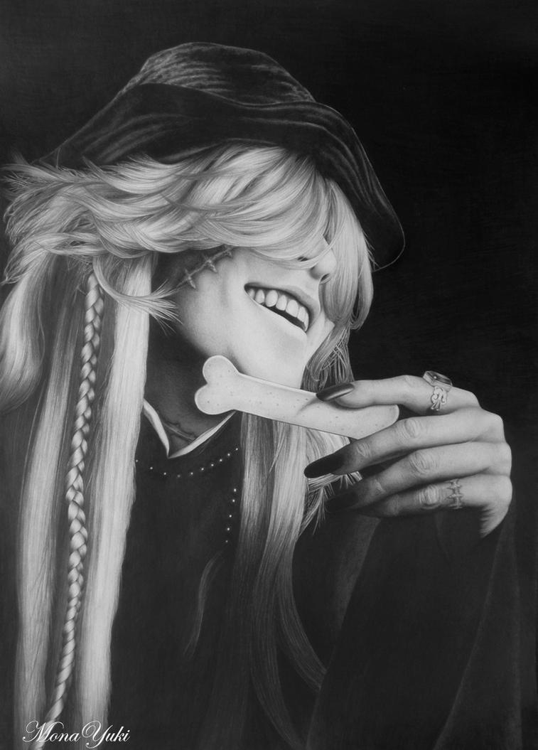 Undertaker by MonaYuki