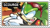 Scourge Stamp 1/3 by ChoppingGirl
