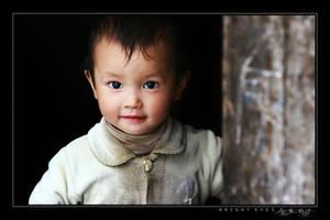 Bright Eyes by avotius