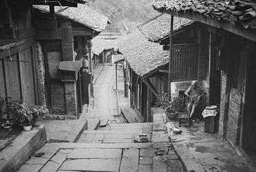Old Street by avotius