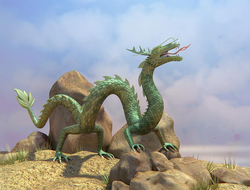Korean Dragon: Korean Dragon By CL88 On DeviantArt
