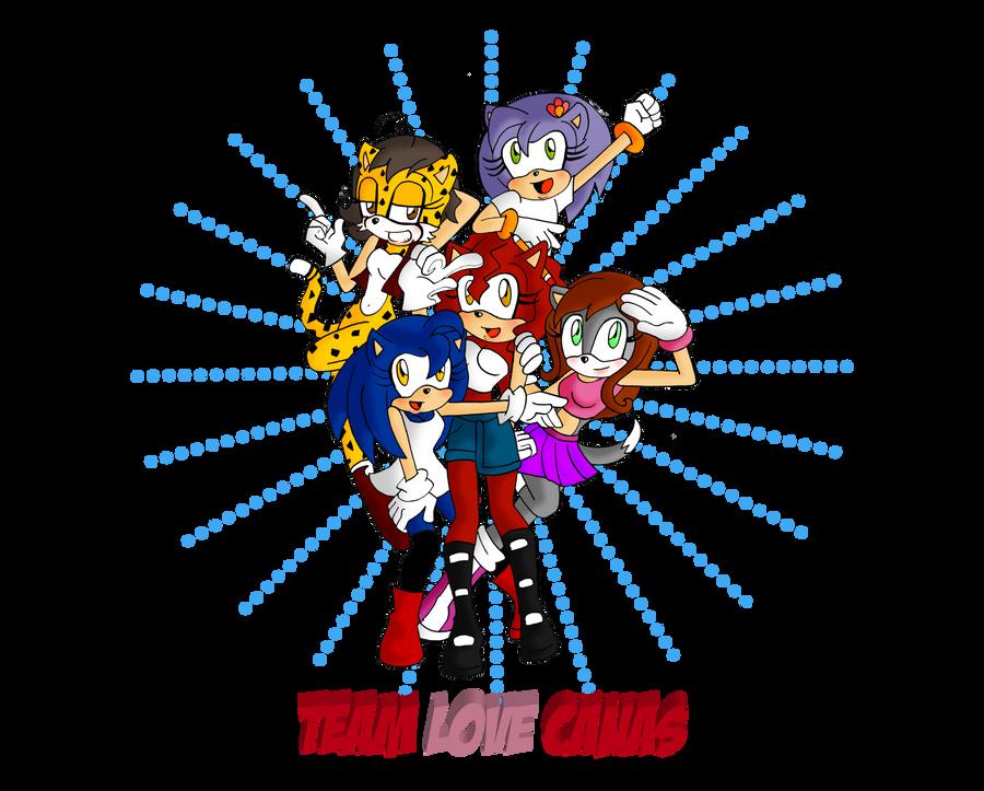Team Love CaNaS by cArDoNaNaVaS