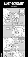 Lust SonAmy Strip