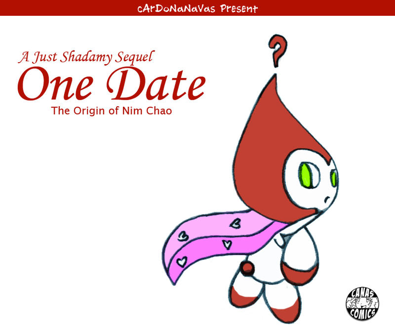 .:JShadamy:. One Date Cover by cArDoNaNaVaS