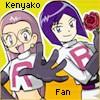 Kenyako Rocket Fan by ShiningGirl