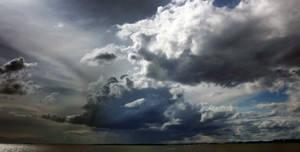 Finnish sky