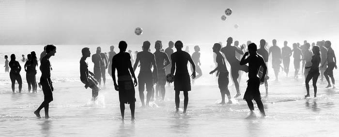 Rio soccer by cenevols