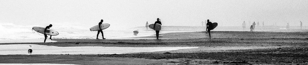 surfers by cenevols