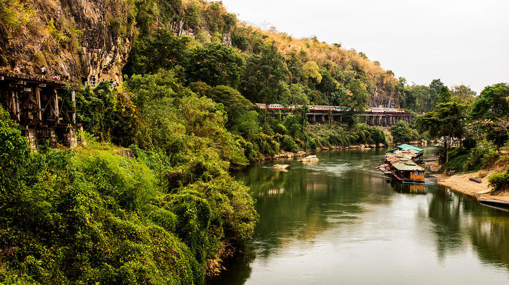 River Kwai by cenevols