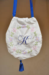 Regency Reticule by VickitoriaEmbroidery