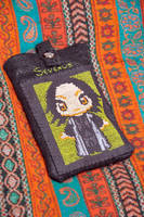 Harry Potter Phone Case by VickitoriaEmbroidery