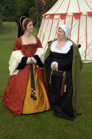 Two Tudor Classes by VickitoriaEmbroidery