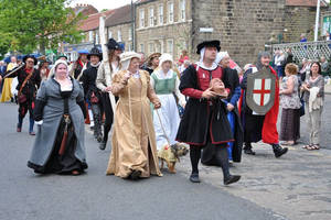 Elizabethan Parade by VickitoriaEmbroidery