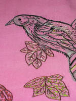 Embroidered Artwork 1 by VickitoriaEmbroidery