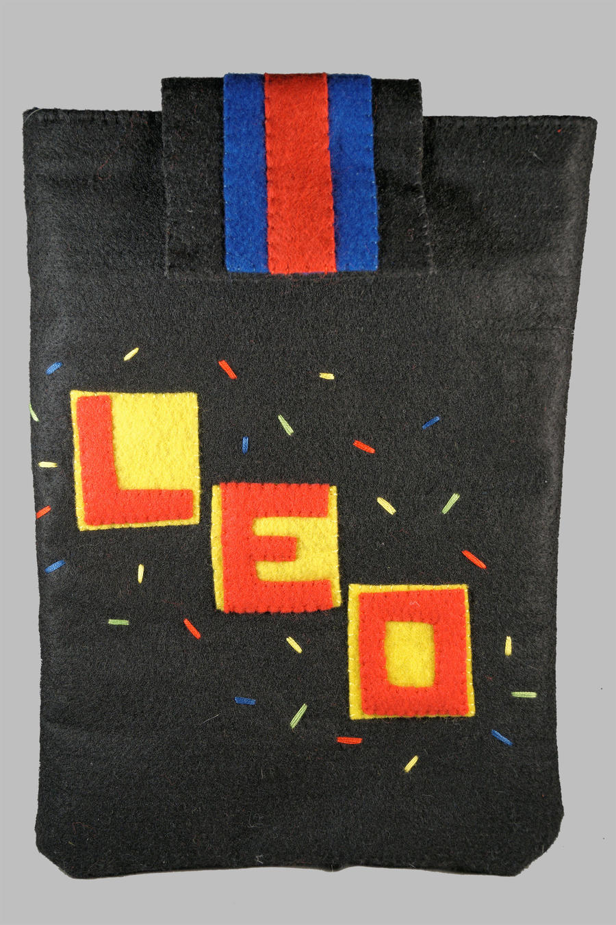 Leo Case by VickitoriaEmbroidery