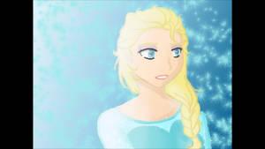 Elsa by anime-girl1709