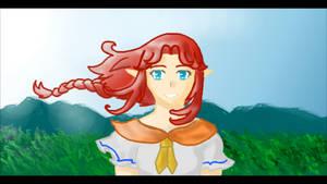 Malon by anime-girl1709
