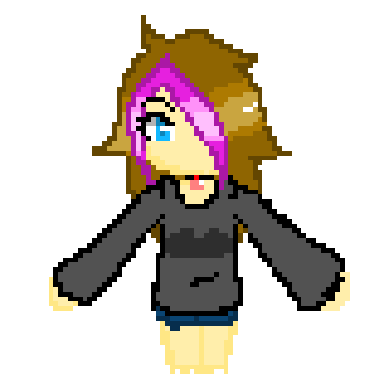 Anime Pixel Art Pictures to Pin on Pinterest - PinsDaddy