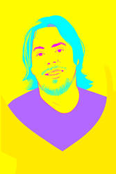 Egoraptor Print by anime-girl1709