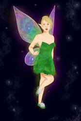 Tinkerbell! by anime-girl1709