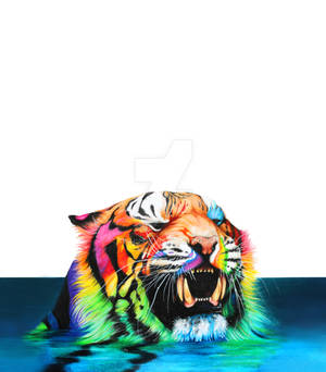 Rainbow tiger final - Product version