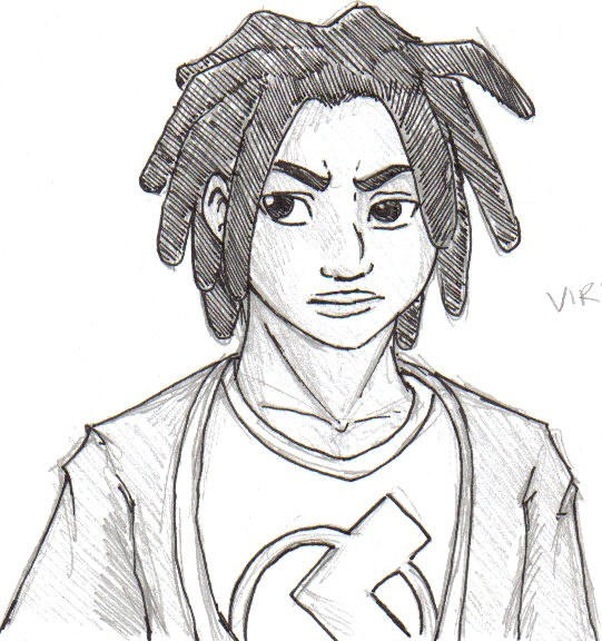 Cartoon Characters With Dreads : Cartoon characters with dreadlocks images