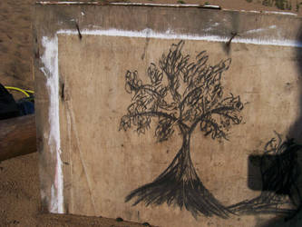 A tree drawing by angelshavehalos