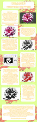 TUTORIAL: Making Screentones by Kita-Angel