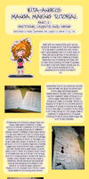Manga Tutorial : Part 2