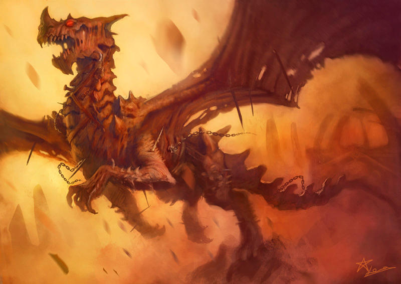 dracolich by dleoblack