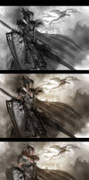 dragon hunter - steps by dleoblack