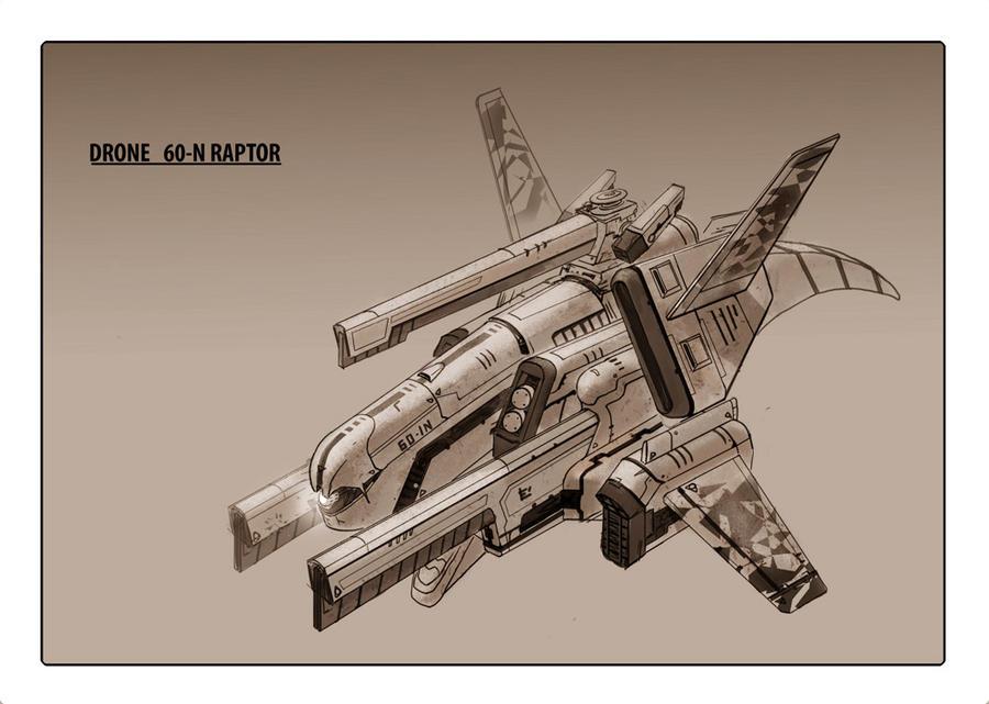 raptor by dleoblack