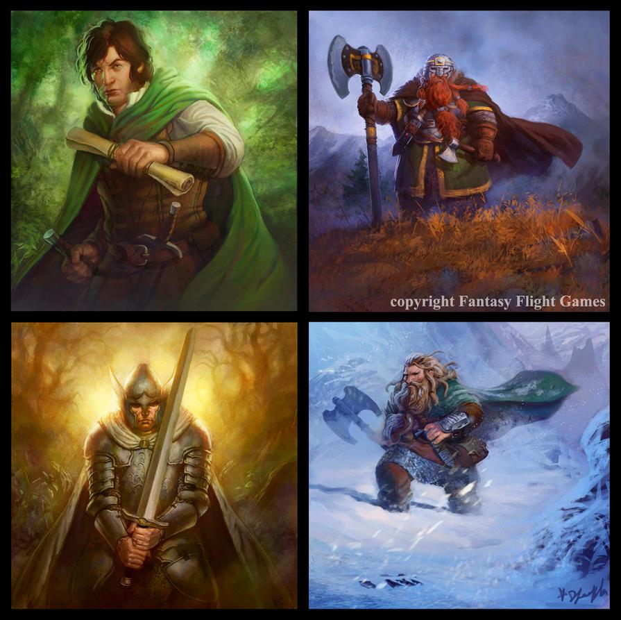 """El Hobbit [Hilo Oficial] Volumen III: """"Las águilas no son"""