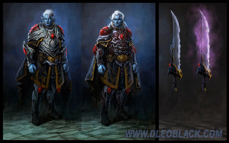 character concept by dleoblack