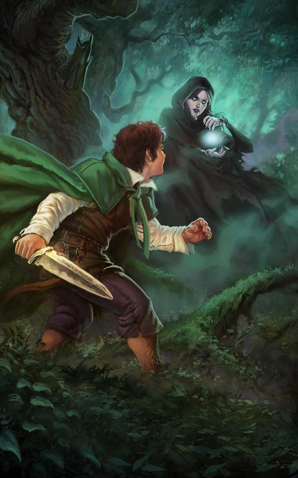 Der Kampf der Halblinge: Roman by dleoblack