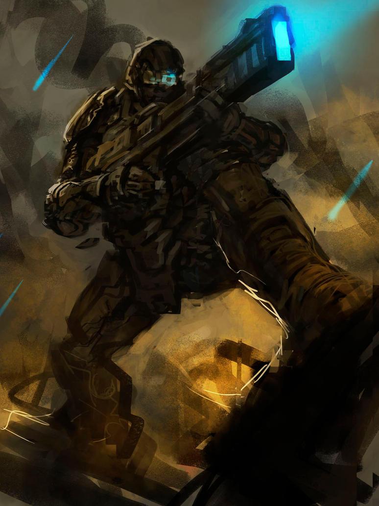 War by dleoblack