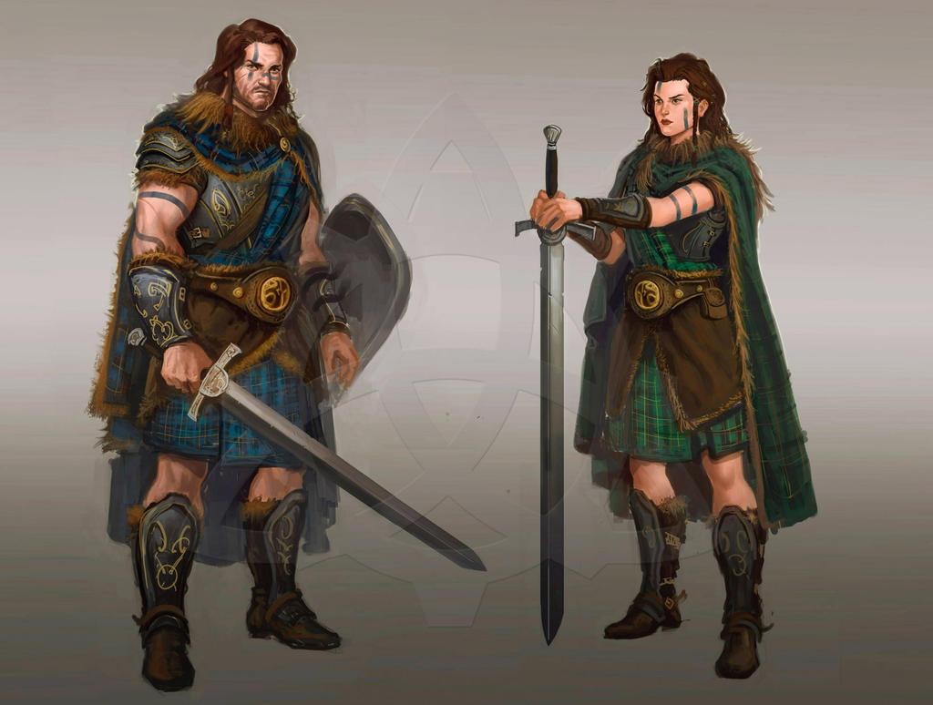 Highland by dleoblack
